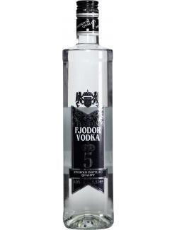 Fjodor Premium Vodka  (500 ml) - 4006714006884