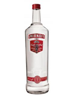 Smirnoff Red Label Vodka  (3 l) - 5410316070690