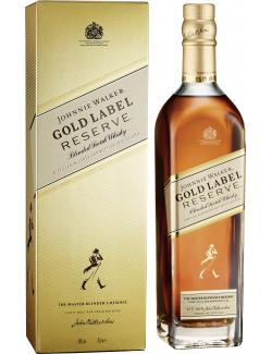 Johnnie Walker Gold Label Reserve  (700 ml) - 5000267117560