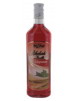 Heiko Blume Rhabarber-Vanille Liqueur  (700 ml) - 4101040038278