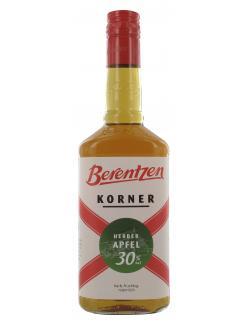 Berentzen Korner herber Apfel  (700 ml) - 4041500051020