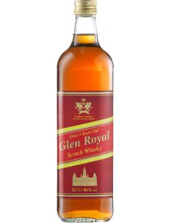 Glen Royal Blended Scotch Whisky  (700 ml) - 4009415202203