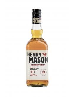 Boente Henry Mason Bourbon Whisky Kentucky  (700 ml) - 4009415202210
