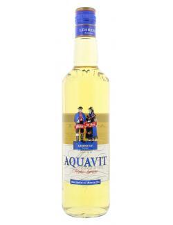 Lehment Aquavit Holzfass Lagerung  (700 ml) - 4055800014203
