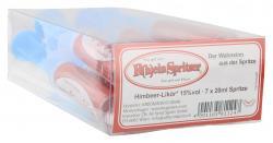 Krugmann Rheinspritzer Himbeer-Likör  (7 x 0,02 l) - 4001165811247