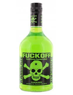 Fuck off Kamikaze Liqueur-Shot  (700 ml) - 4006989407720