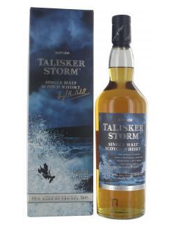Talisker Storm Single Malt Scotch Whisky  (700 ml) - 5000281032733