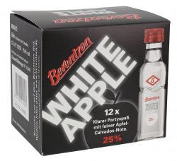 Berentzen White Apple  (12 x 0,02 l) - 4041500216023