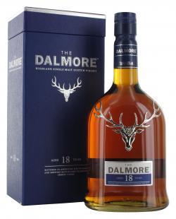 The Dalmore Highland Single Malt Scotch Whisky 18 Years  (700 ml) - 5013967005891