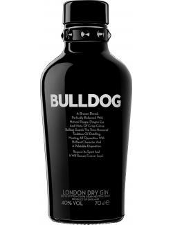 Bulldog London dry Gin  (700 ml) - 897076002010