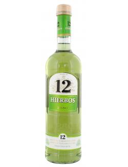Ouzo 12 Hierbos  (700 ml) - 5201003510700