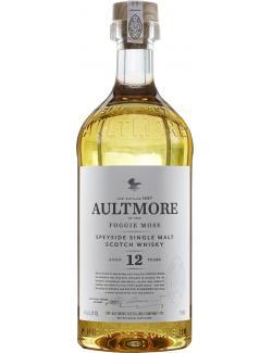 Aultmore Speyside Single Malt Scotch Whisky 12 years  (700 ml) - 5000277000265