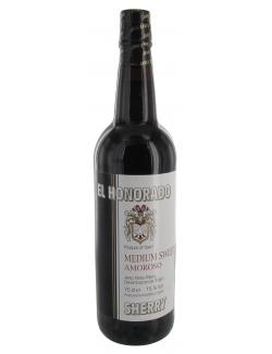 El Honorado Sherry Golden Amoroso  (750 ml) - 4306180123659