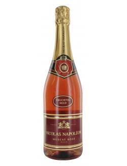 Nicolas Napoléon Muscat Rosè mild  (750 ml) - 4008657110109