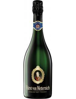 F�rst von Metternich Riesling Sekt trocken  (750 ml) - 4000368112007