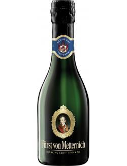 F�rst von Metternich Riesling Sekt trocken  (200 ml) - 4000368112205