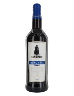 Sandeman Sherry medium sweet  (750 ml) - 4011900647109