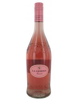 La Gioiosa Rosato Vino Frizzante  (750 ml) - 8006805058019