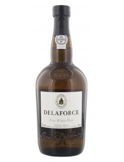 Delaforce Fine White Portwein  (750 ml) - 5602418000433