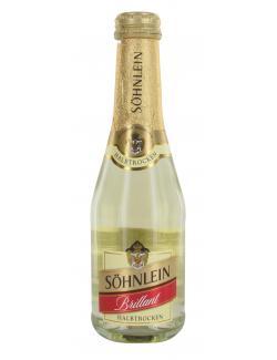 S�hnlein Brillant Halbtrocken  (200 ml) - 4003310014084