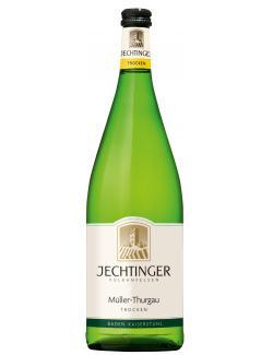 Jechtinger Müller-Thurgau trocken  (1 l) - 4006861304000
