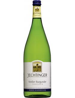 Jechtinger Wei�er Burgunder trocken  (1 l) - 4006861504202