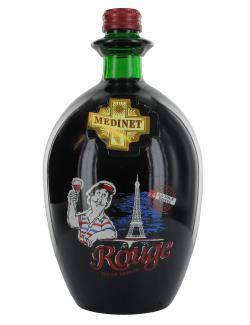 Medinet Rouge halbtrocken  (1 l) - 4001432019239