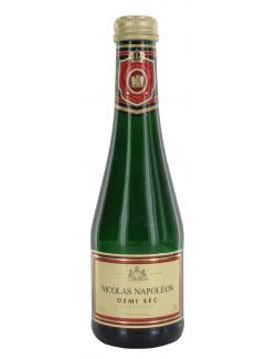 Nicolas Napol�on Demi Sec Classique  (200 ml) - 4008657140045