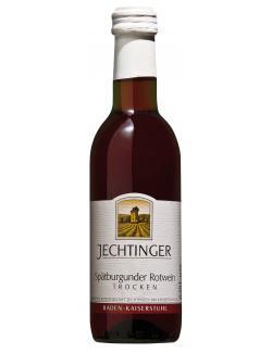 Jechtinger Sp�tburgunder Rotwein trocken  (250 ml) - 4006861800243