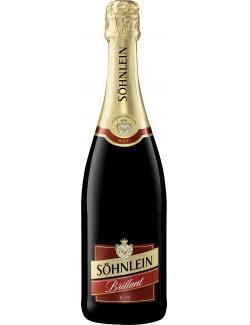 Söhnlein Brillant Rot halbtrocken  (750 ml) - 4000368102107