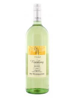 Niederkirchener Weinmacher Riesling trocken  (1 l) - 4002958632803