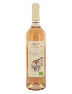Vignes & Campagne Vin de Pays de Méditerranée  (750 ml) - 3269210030543