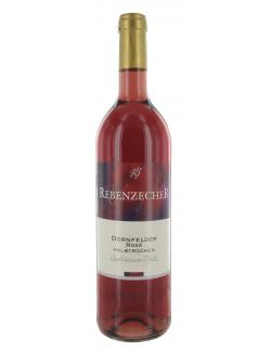 Rebenzecher Dornfelder Rosé  (750 ml) - 4306188020493