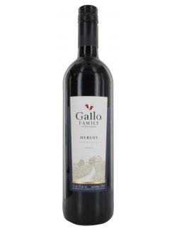 Gallo Family Vineyards Merlot trocken  (750 ml) - 85000009840