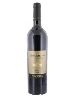 Nederburg Manor House Shiraz Rotwein trocken  (750 ml) - 6001108018236