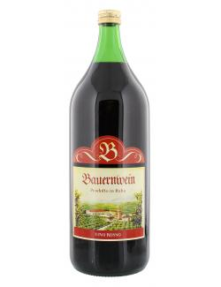Bauernwein Vino Rosso  (2 l) - 4002547837008