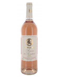 Corsaire R�serve du Pr�sident Ros� Tradition  (750 ml) - 4002301023210