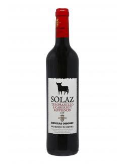Osborne Solaz Tempranillo Cabernet Sauvignon  (750 ml) - 8410337801027
