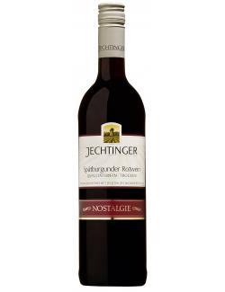 Jechtinger Sp�tburgunder trocken  (750 ml) - 4006861380424