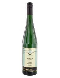 Hallgartener Jungfer Riesling trocken  (750 ml) - 4005637111118