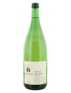 Bercher Wei�er Burgunder Wei�wein trocken  (750 ml) - 2000420242613