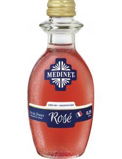 Medinet Rose halbtrocken  (250 ml) - 4001432021423