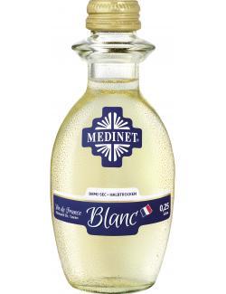 Medinet Blanc halbtrocken  (250 ml) - 4001432022420