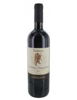 Geografico Cerraia Vino Nobile di Montepulciano  (750 ml) - 8000757000904