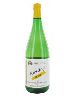 Weinland Rheingau Johannisberger Erntebringer Riesling trocken  (1 l) - 4004156210265
