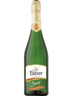 Faber Secco Perlwein trocken  (750 ml) - 4001744063982