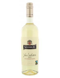 Nederburg Fair Selection Sauvignon Blanc Wei�wein trocken  (750 ml) - 6001108065964