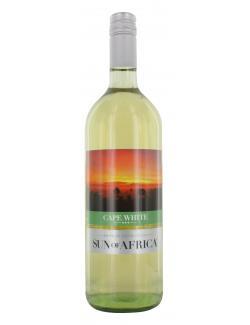 Weinkellerei Einig-Zenzen Sun of Africa Cape Weißwein fruchtig  (1 l) - 4022229301634