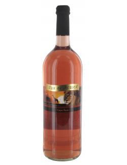 Weinkellerei Einig-Zenzen Sun of Africa Ros� Wine trocken  (1 l) - 4022229301917