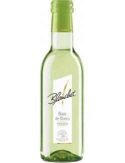 Blanchet Blanc de Blancs trocken  (250 ml) - 4001731315292